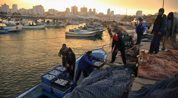 Israel to re-extend Gaza fishing zone to 6 miles
