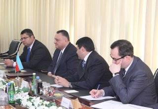 Azerbaijan's Minister of National Security met with NATO Deputy Secretary General (PHOTO)
