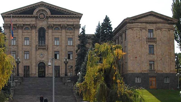 Protest action to be held near Armenian parliament
