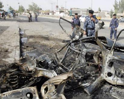 Officials: Car bomb kills at least five at Libya army base