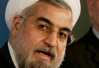Presidential candidate Rouhani says former candidate Aref's candidacy still in bulletin