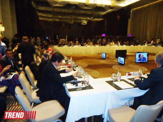 В рамках II Всемирного форума по межкультурному диалогу принято коммюнике (ФОТО) - Gallery Image