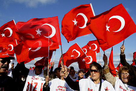 Turkey to pay compensations to aggrieved during protests