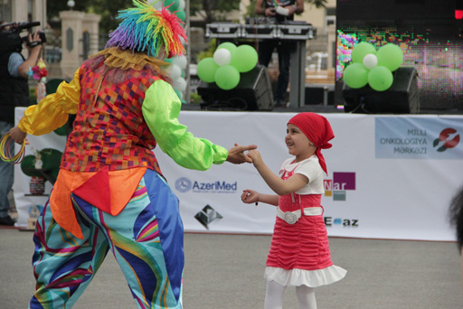Nar Mobile extends its support to oncology children (PHOTO) - Gallery Image
