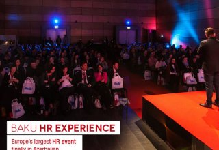 """Baku HR Experience"" brings to Azerbaijan world's biggest human resources experts (PHOTO)"