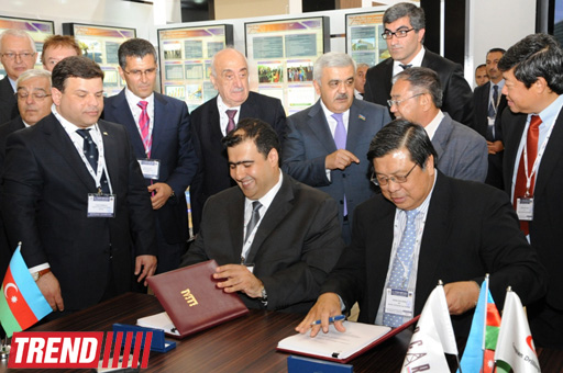 SOCAR signs contract on new drilling rig construction (PHOTO) - Gallery Image
