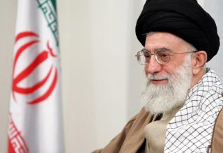 Iran's supreme leader says missile strike - 'slap in face' of the US