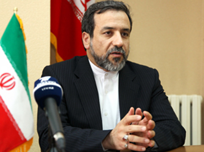 Araqchi: EU to amend anti-Iran sanctions law based on Geneva Accord