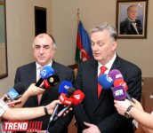 FM: Bosnia and Herzegovina interested in developing cooperation with Azerbaijan (PHOTO) - Gallery Thumbnail