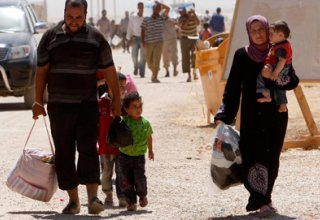 Violence in Iraq's Anbar displaces up to 300,000: UN
