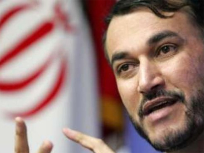 Iranian Deputy FM consults with UN official on humanitarian aids for Syria