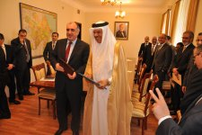 Azerbaijani Foreign Ministry and Secretariat General of Gulf Cooperation Council sign memorandum (PHOTO) - Gallery Thumbnail