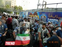 Election campaign for presidential candidates ended in Iran (PHOTO) - Gallery Thumbnail