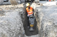 Water supply and sewerage systems' reconstruction to be completed in another city of Azerbaijan by year's end (PHOTO) - Gallery Thumbnail