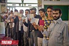 İranda prezident seçkiləri (FOTO) - Gallery Thumbnail