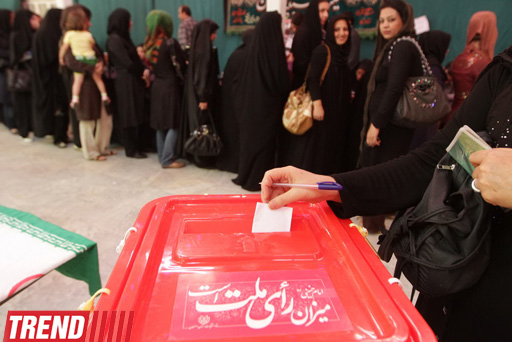 Run-off election for parliament kicks off in Iran