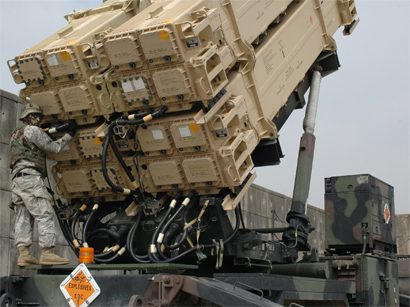Spanish Patriot air defense systems delivered to Turkey
