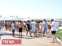 The grand opening of the Amburan beach resort with the participation of Russian and world stars (PHOTOS) - Gallery Thumbnail