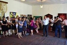 """В Ширване состоялось открытие выставки в рамках """"Azerbaijan Art Festival-2013"""" (фото) - Gallery Thumbnail"""