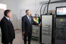 Минсвязи Азербайджана расширило территорию охвата сигналом цифрового ТВ (ФОТО) - Gallery Thumbnail