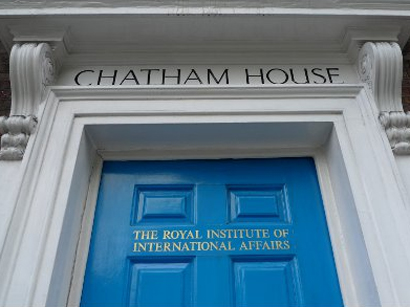 Chatham House respects Azerbaijan's sovereignty, independence and territorial integrity