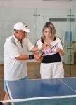 """""""Aura"""" sağlamlıq mərkəzində stolüstü tennis yarışı keçirildi (FOTO) - Gallery Thumbnail"""