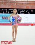 Bədii gimnastika üzrə XX Azərbaycan birinciliyinin ilk qalibləri müəyyənləşib (FOTO) - Gallery Thumbnail