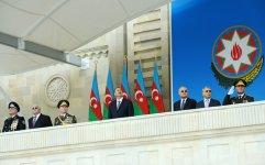 В Баку прошел военный парад (ФОТО) (ВИДЕО) - Gallery Thumbnail