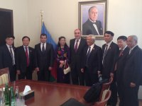 Azerbaijani Foreign Minister receives parliamentary delegation from Vietnam (PHOTO) - Gallery Thumbnail
