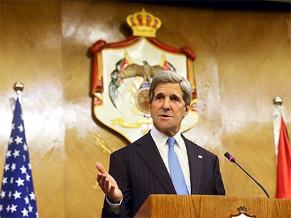 Kerry: United States reserve the right to strike on Syria before UN report