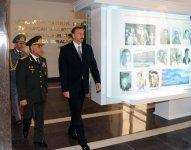 Президент Ильхам Алиев: Азербайджан является одной из самых стабильных стран в мировом масштабе (ФОТО) - Gallery Thumbnail