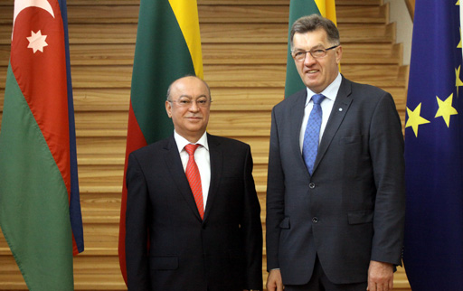 Azerbaijan, Lithuania discuss cooperation on emergency situations (PHOTO)