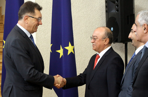 Azerbaijan, Lithuania discuss cooperation on emergency situations (PHOTO) - Gallery Image