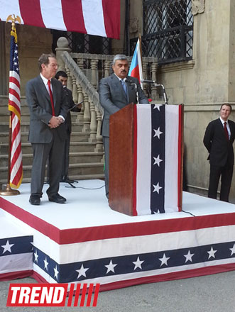 U.S. Ambassador: Azerbaijan plays significant regional and global role (PHOTO) - Gallery Image