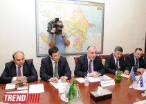 FM: Azerbaijan urges OSCE head to intensify Minsk Group's activity  (PHOTO) - Gallery Thumbnail