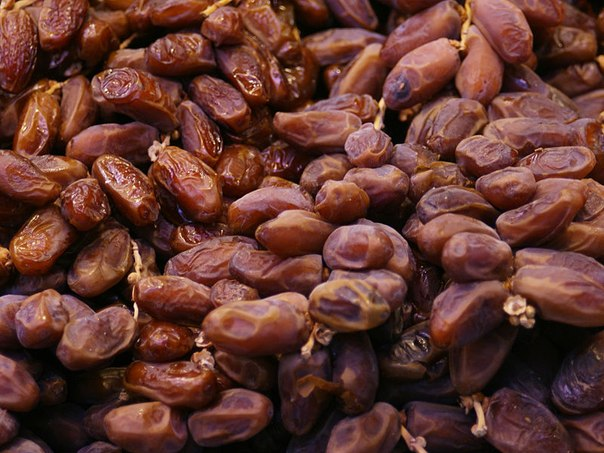 Saudi Arabia produces 17 percent of world's dates