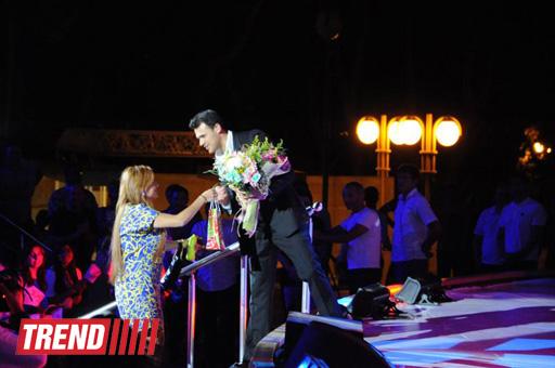 EMIN с успехом представил новую концертную программу в Баку (фотосессия) - Gallery Image