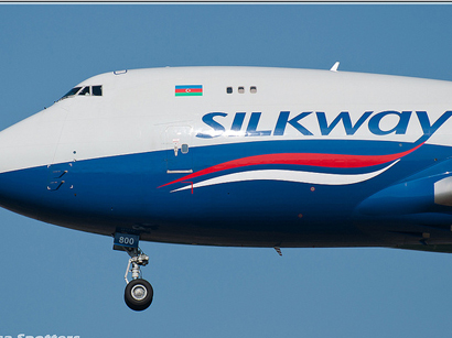 Azerbaijan's Silk Way Airlines receives two new cargo Boeing aircraft