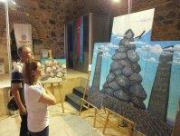 Мехсети Ибрагимова представила Азербайджан на пленэре художников тюркского мира (фото) - Gallery Thumbnail