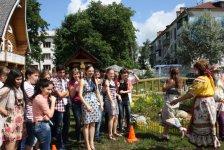 Азербайджанские школьники совершили поездку в Россию (фото) - Gallery Thumbnail
