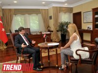 FM: Turkey, Azerbaijan could cooperate in Central Asia (PHOTO) - Gallery Thumbnail