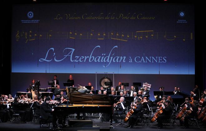 Французская пресса пишет о триумфе Дней культуры Азербайджана (ФОТО) - Gallery Image