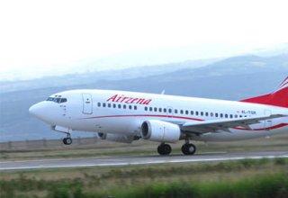 Passenger traffic at Georgian airports increases