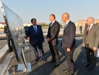 Drinking water and sewerage system commissioned in Siyazan city (PHOTO) - Gallery Thumbnail