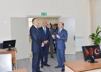 Prezident İlham Əliyev Siyəzəndə Gənclər Mərkəzinin açılışında iştirak edib (FOTO) - Gallery Thumbnail
