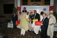 От имени первой леди Азербайджана Мехрибан Алиевой в Пакистане был устроен ифтар для неимущих (ФОТО) - Gallery Thumbnail