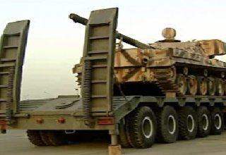 Iran Army Ground Force unveils new equipment