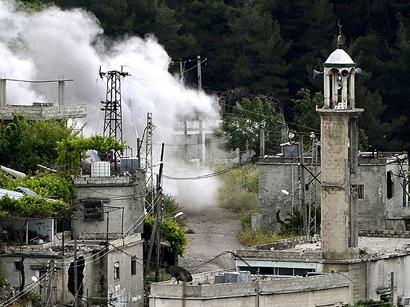 Жертвами применения боевиками химоружия в Алеппо стали шесть сирийцев