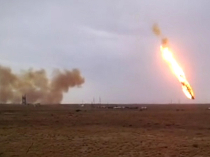 Amount of damage caused by Proton-M rocket's crash in Kazakhstan announced