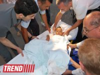 Imran Jafarzade sent for treatment to the one of the best clinics in Berlin (PHOTO) - Gallery Thumbnail